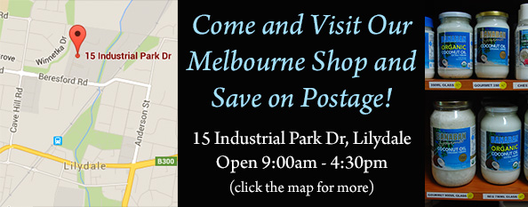 Come and Visit our Melbourne Shop