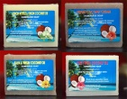 Handmade Coconut Oil Soaps - Special 4 pack