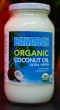 ORGANIC Extra Virgin Coconut Oil in Glass 750ml