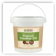 1 Litre Organic Extra Virgin Coconut Oil PAIL