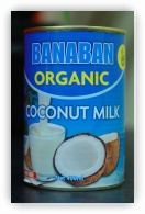 Banaban ORGANIC Coconut Milk