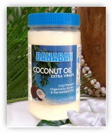 Extra Virgin Coconut Oil 1 Litre (878g)