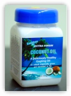 Extra Virgin Coconut Oil 350ml