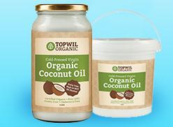 Coconut Oil - Pure Organic Virgin Coconut Oil Australia