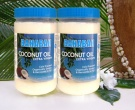 Bulk 2 x 1 Litre Extra Virgin Coconut Oil